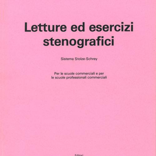 Letture ed esercizi di stenografia