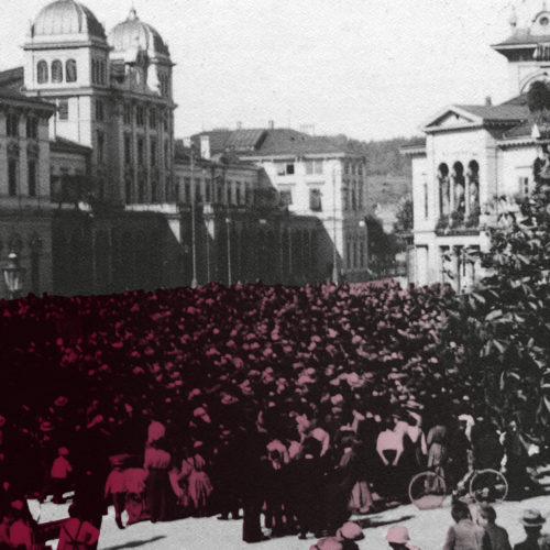 Lo sciopero generale del 1918-1